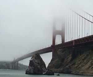 america, bridge, and river image