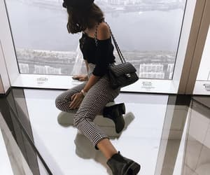 aesthetic, chanel, and city image