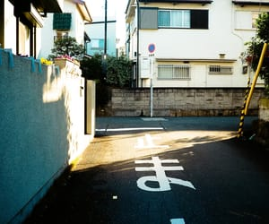alley, atmosphere, and Film Photography image