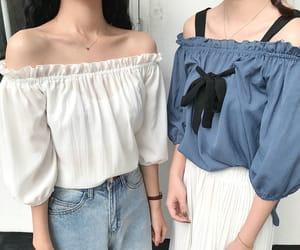 asian fashion, minimalism, and casual image