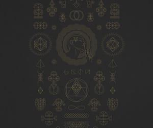 hinduism, inspiration, and sacred geometry image