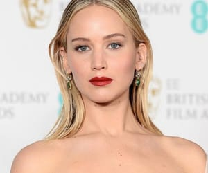 actress, Jennifer Lawrence, and the hunger games image