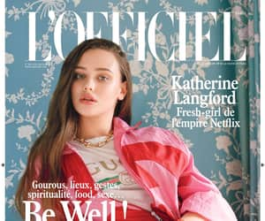 l'officiel, daria kobayashi ritch, and katherine langford image