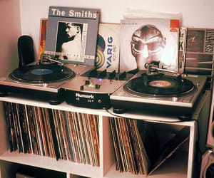 music, vintage, and the smiths image
