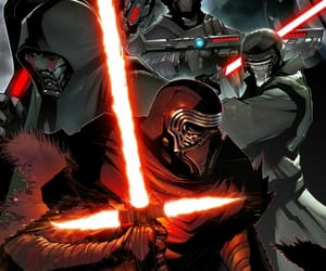 sif, dark force, and star wars image
