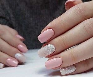 fashion, girly, and manicure image