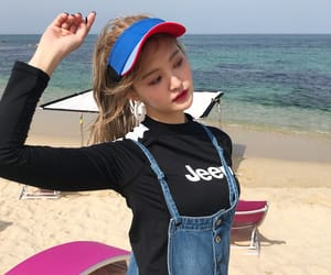 kpop, junghwa, and exid image