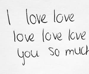 I Love You, quotes, and words image