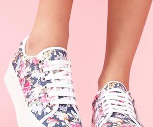 shoes, platform, and fashion image
