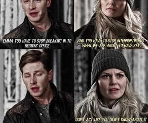 once upon a time, swan queen, and ️ouat image