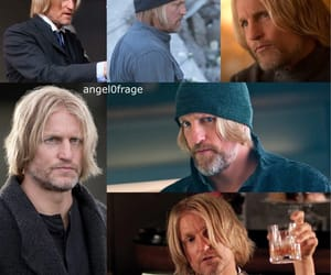 Collage, thg, and haymitch image