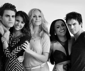 Nina Dobrev, tvd, and the vampire diaries image