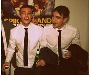 chop, suits, and nico mirallegro image