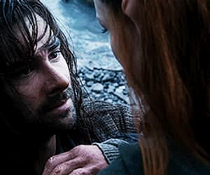 gif, love, and the hobbit image