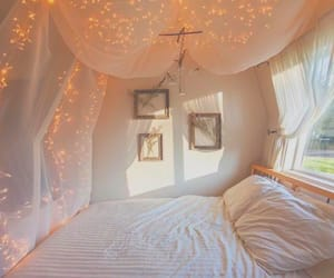 aesthetic, theme, and bedroom image