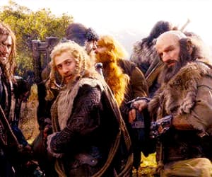 gif, the hobbit, and enanos image