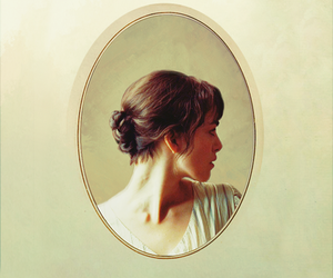 pride and prejudice, elizabeth bennet, and jane austen image