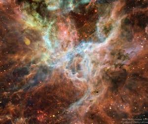 espacio, stars, and 💕 image