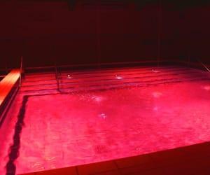 purple, pool, and grunge image