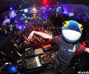 deadmau5, music, and party image