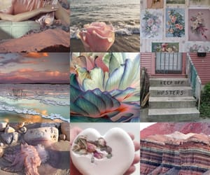 aesthetic, aesthetics, and Collage image