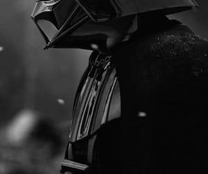 star wars, darth vader, and black image