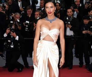 Adriana Lima, fashion, and france image
