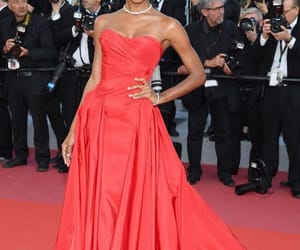 cannes, film festival, and gown image
