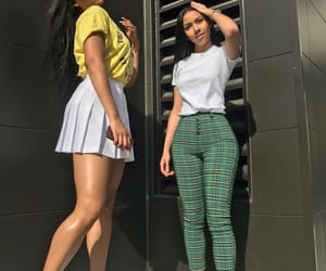 girls and outfits image