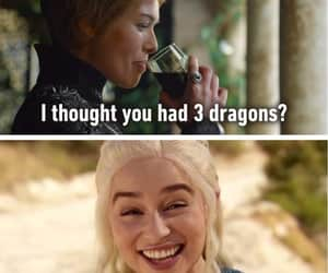 funny, savage, and game of thrones image