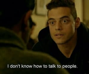mr robot, people, and quotes image