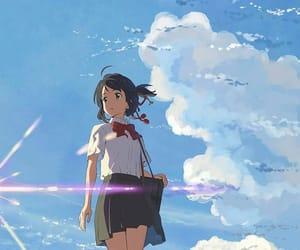 anime, girl, and movie image