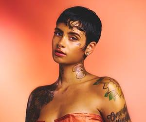 album, Tattoos, and girl image