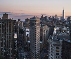 city, new york, and Dream image