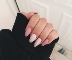 fancy, nails, and natural image
