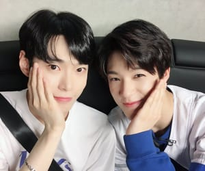 doyoung, jeno, and nct image
