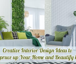 home interior, home interior ideas, and interior decoration image