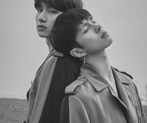 hyuk, ken, and kpop image
