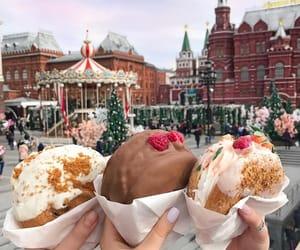 beautiful, chocolate, and food image