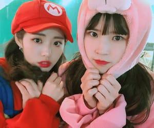 kpop, jiwon, and hayoung image