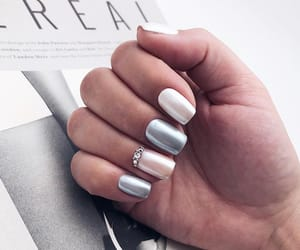 art, beauty, and nails image