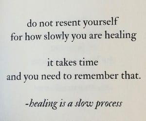 book, healing, and poem image
