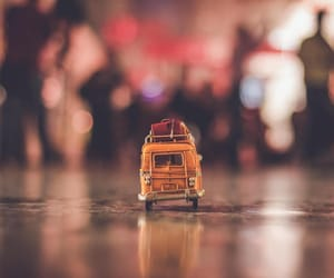 blur, miniature, and photography image