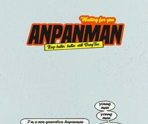 bts, jungkook, and anpanman image