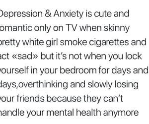anxiety, depressed, and mental health image