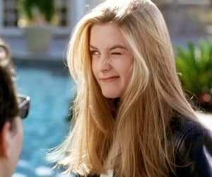 Clueless, alicia silverstone, and blonde image