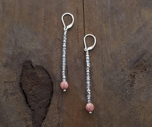 etsy, earrings, and long earrings image