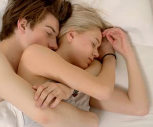 couple, skam, and cute image