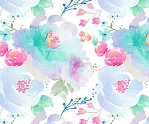 flowers, pastels, and wallpaper image