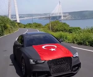 audi, cars, and istanbul image